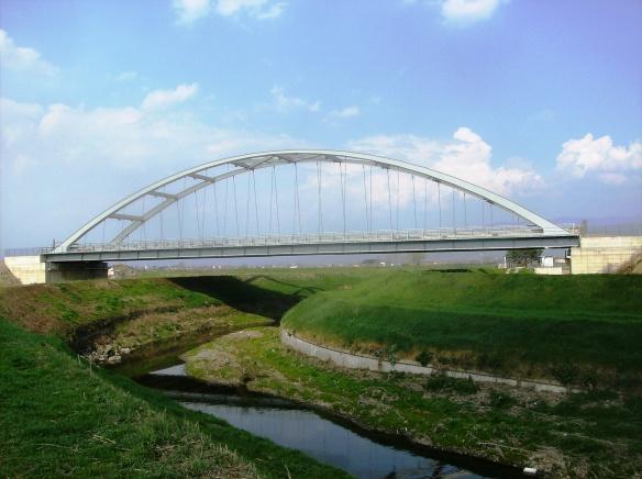 nuovo ponte della seconda tangenziale di Prato