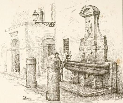 fontana di Piazza Mercatale