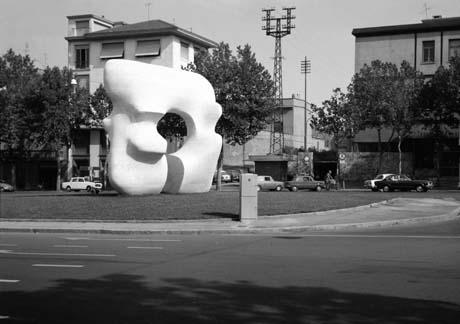Piazza S. Marco, Prato 1974