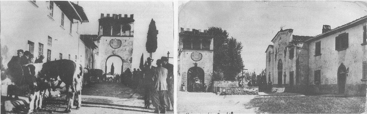 Le mura del Castelnuovo