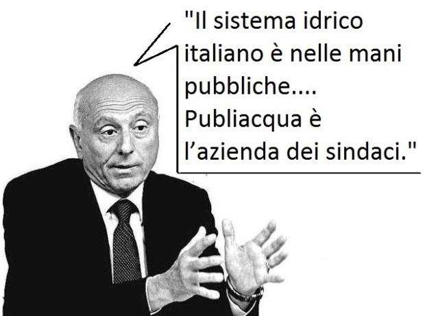 ERASMO D'ANGELIS POLITICO