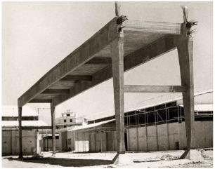 La costruzione sperimentale del brevetto Morandi