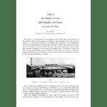 La memoria presentata da Krall al congresso IABSE del 1935 ( versione in lingua francese)