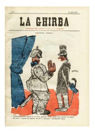 La Ghirba n.3 (copertina)